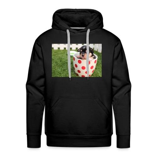 chihuahua dog - Men's Premium Hoodie