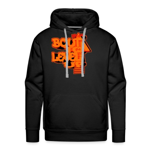 Bout to Level Up - Men's Premium Hoodie