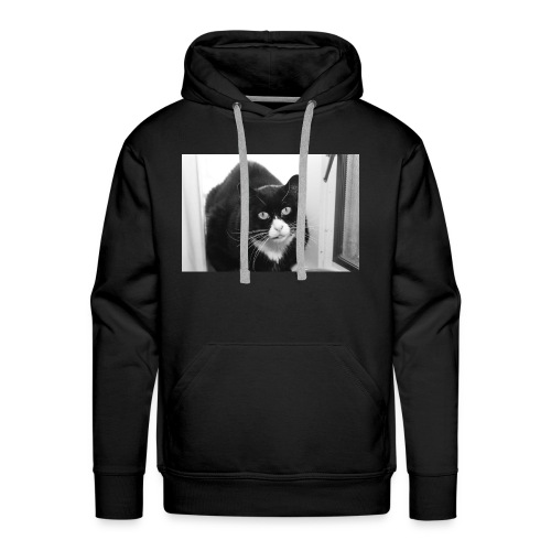 Nola The Cat - Men's Premium Hoodie