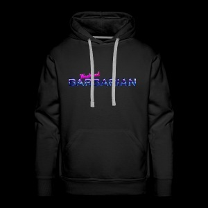 Weekend Barbarian - Men's Premium Hoodie