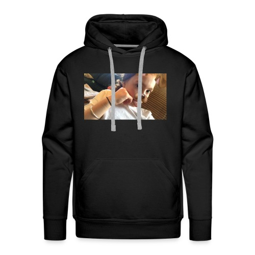 HouseofElla Black Top Every size (mens) low priceS - Men's Premium Hoodie