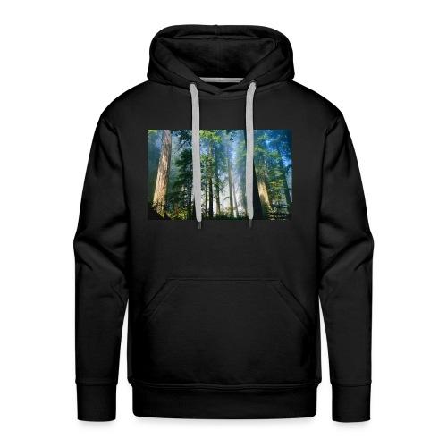 Redwood Forest LGLT - Men's Premium Hoodie