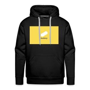 Buttery Design - Men's Premium Hoodie