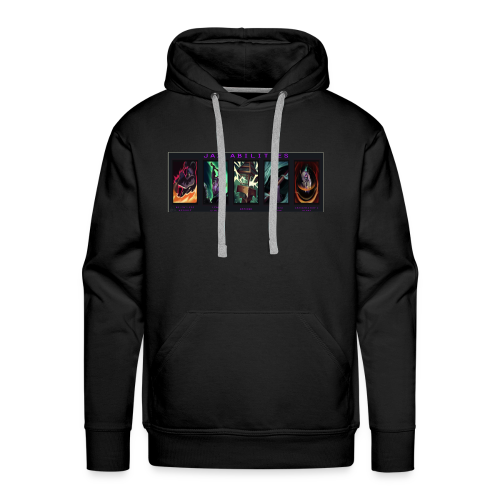 Jax Abilities By Taylor Lee - Men's Premium Hoodie