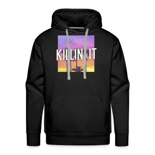 Killin' it - Men's Premium Hoodie