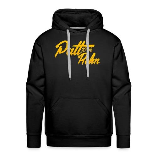 Patt Rohn 2036 Golden - Men's Premium Hoodie