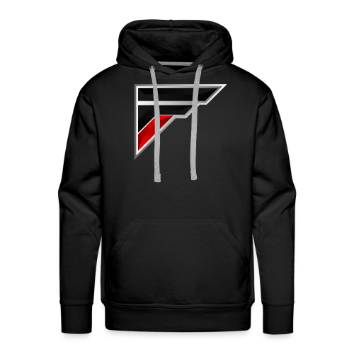 Flash Logo - Men's Premium Hoodie