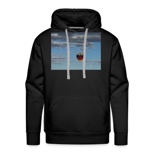 Hot Air Balloon Oct 2016 - Men's Premium Hoodie