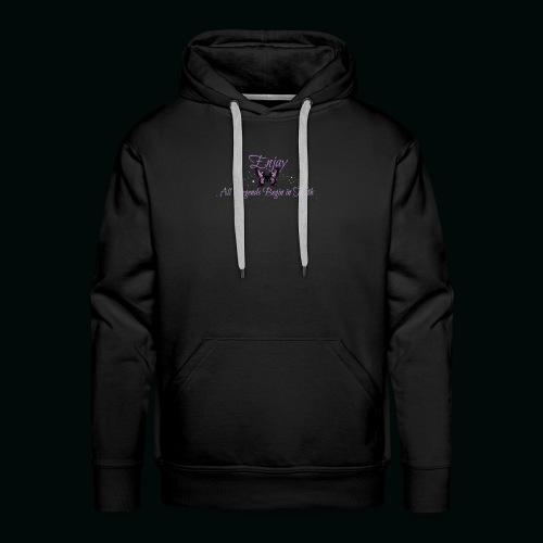 Enjay's Logo - Men's Premium Hoodie