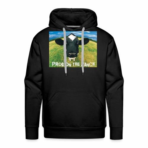 Prog On The Ranch - Men's Premium Hoodie