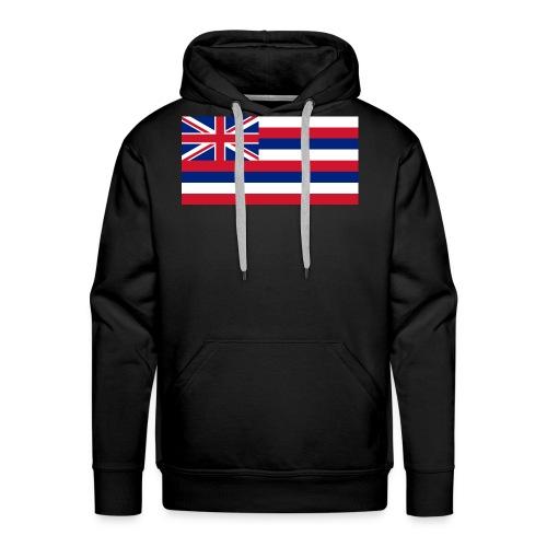 Hawaiian Flag - Men's Premium Hoodie