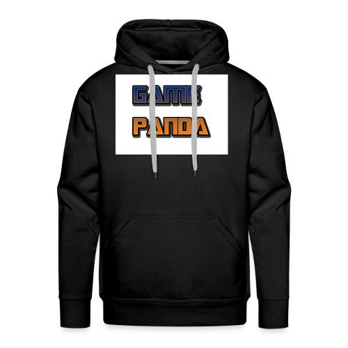 Game Panda Casuals New design at cheap Price - Men's Premium Hoodie