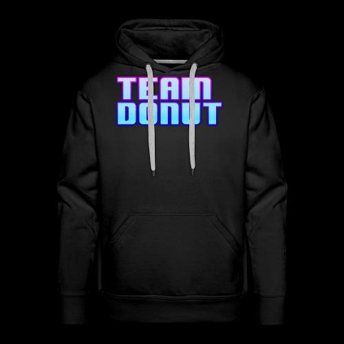 TEAM DONUT - Men's Premium Hoodie