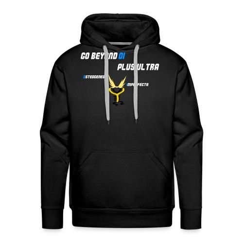 GO BEYOND OI - Men's Premium Hoodie