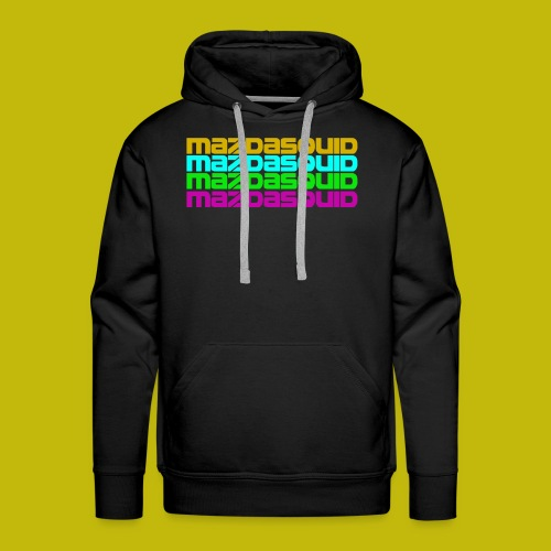 MazdaSquid Phone - Men's Premium Hoodie