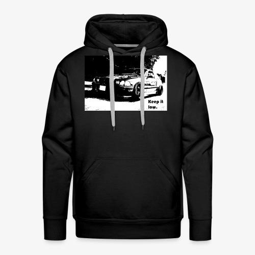 E36 - Keep it low. - Comic - Men's Premium Hoodie