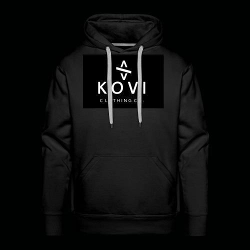 Kovi Print - Men's Premium Hoodie
