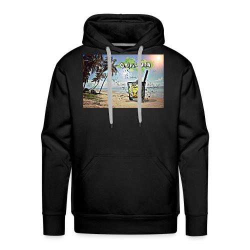 Drink Beach - Men's Premium Hoodie