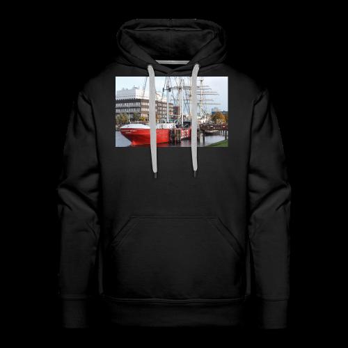 Wilhelmshaven - Men's Premium Hoodie