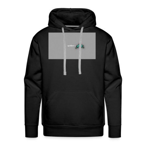 backgrounder-3- - Men's Premium Hoodie