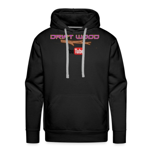 Drift Wood Official Merchandise WHITE - Men's Premium Hoodie