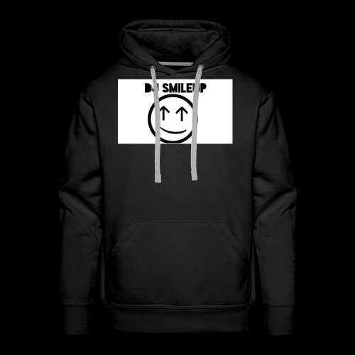 Full sized Logo - Men's Premium Hoodie