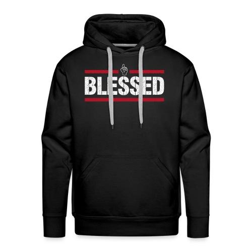 Blessed Tee - Men's Premium Hoodie