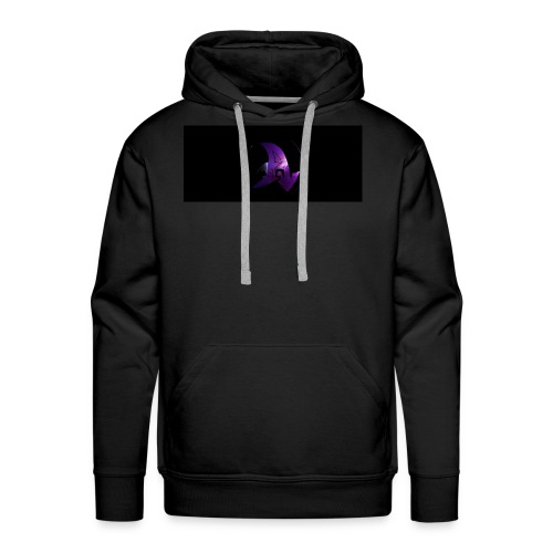 Acidic Logo - Men's Premium Hoodie