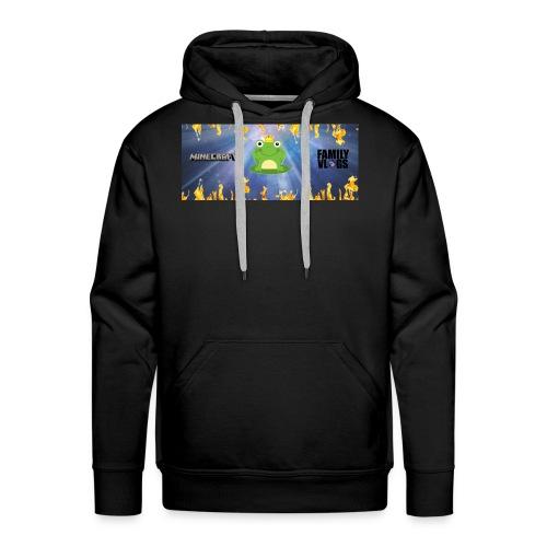 froggeyking10 - Men's Premium Hoodie