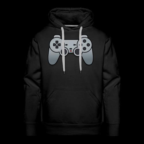 Game Controller - Men's Premium Hoodie