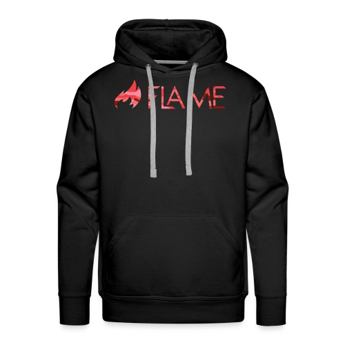 The Flame Army - Red - Men's Premium Hoodie