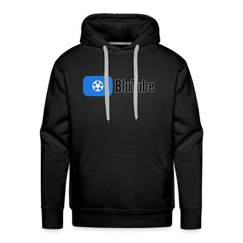 Blutube Logo - Men's Premium Hoodie