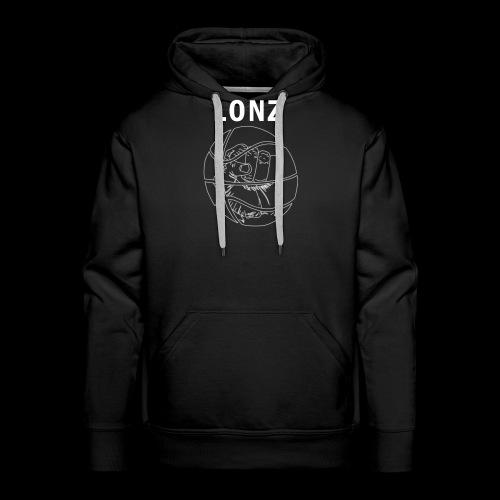 lonz logo 1 - Men's Premium Hoodie