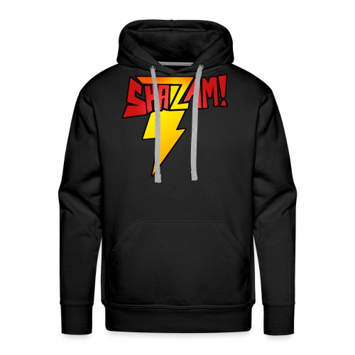 TheComicHQ - SHAZAM! - Men's Premium Hoodie