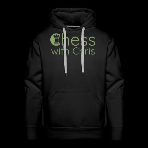 Chess With Chris Logo - Men's Premium Hoodie
