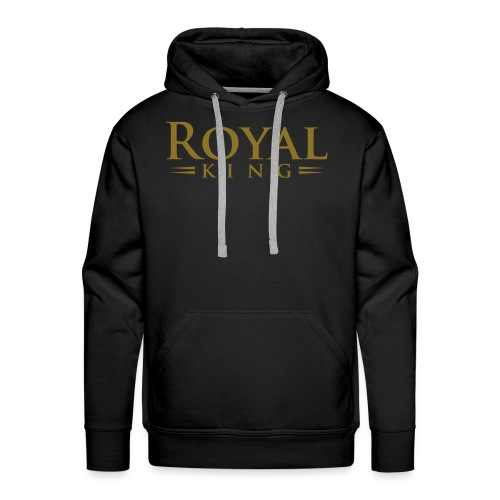 Royal King - Men's Premium Hoodie