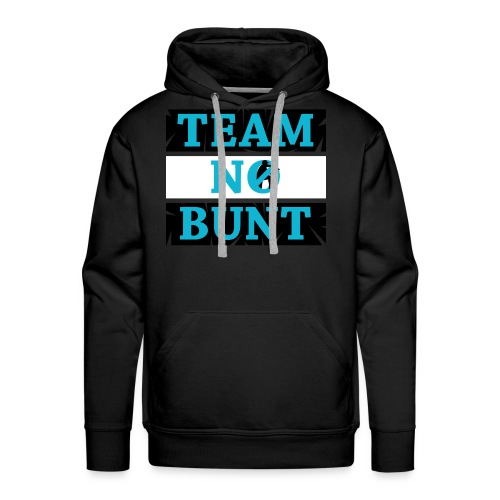 Team No Bunt - Men's Premium Hoodie