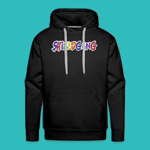 SHIELD GANG - Men's Premium Hoodie