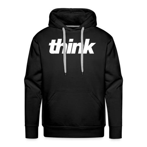 Think4 - Men's Premium Hoodie
