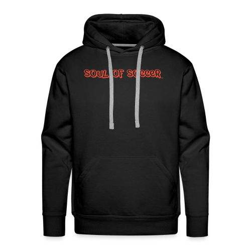 soulofsoccer nature - Men's Premium Hoodie