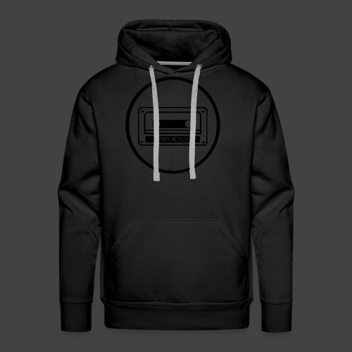 team remix Black variant - Men's Premium Hoodie