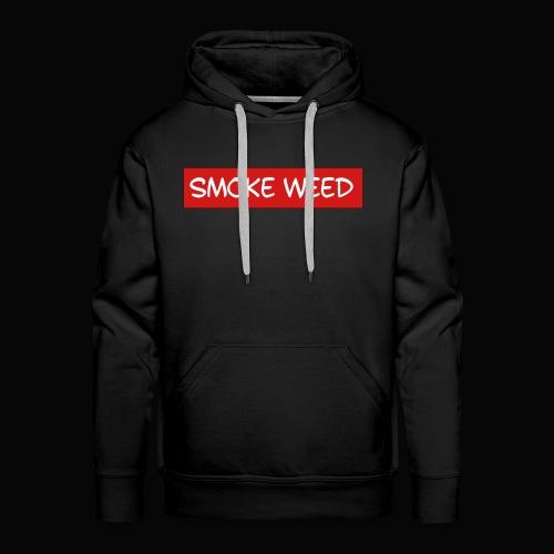 Smoke Weed - Men's Premium Hoodie