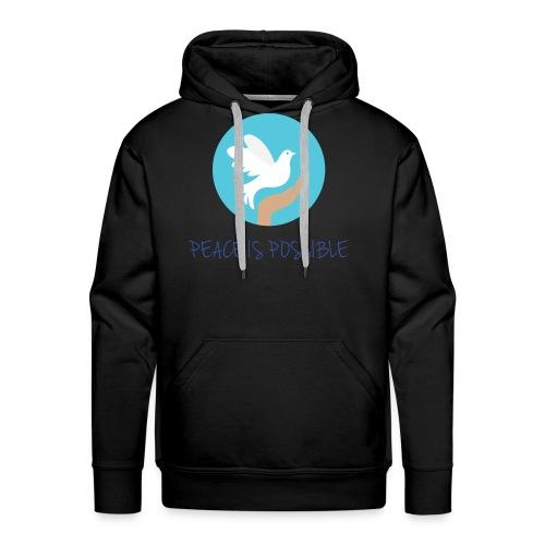 michael K New T shirt Design final 02 - Men's Premium Hoodie