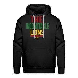 lion - Men's Premium Hoodie