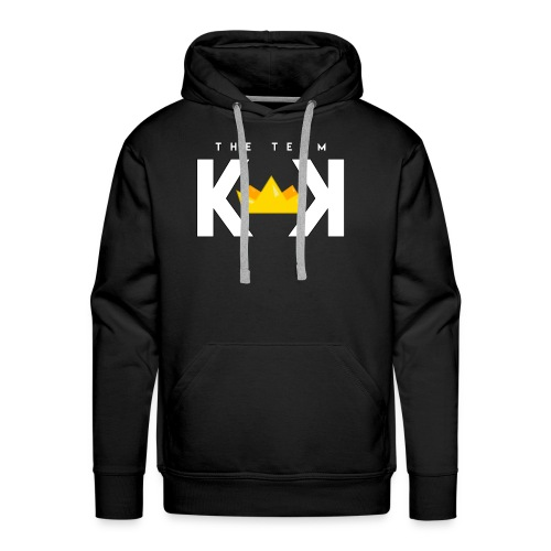 THE KEK TEAM white - Men's Premium Hoodie