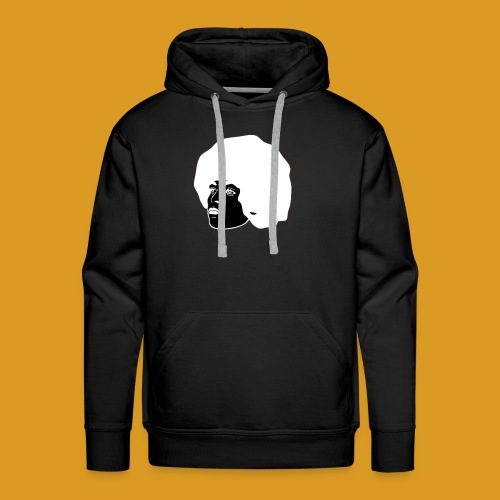 Angela Davis Matters T-Shirt - Men's Premium Hoodie