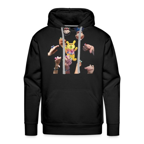 na shirt 3 - Men's Premium Hoodie