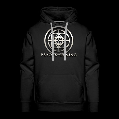 Psyops Gaming Logo - Men's Premium Hoodie