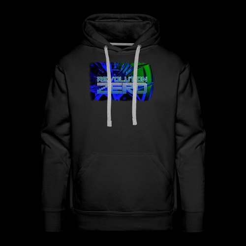 - X1K + - Men's Premium Hoodie