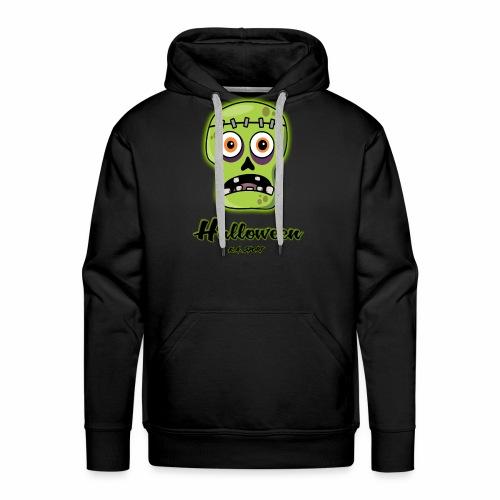 halloween-Zombie - Men's Premium Hoodie